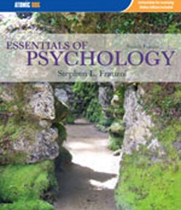 Test Bank (Complete Download) for  Essentials of Psychology