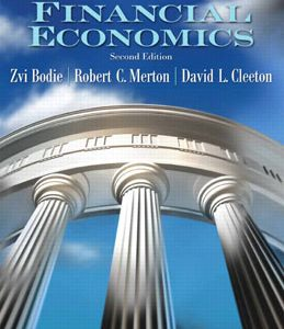 Test Bank (Complete Download) for  Financial Economics