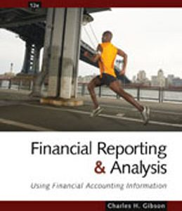 Test Bank (Complete Download) for  Financial Reporting and Analysis Using Financial Accounting Information