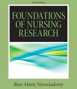 Test Bank (Complete Download) for  Foundations in Nursing Research