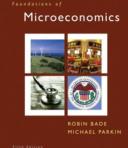 Test Bank (Complete Download) for  Foundations of Microeconomics