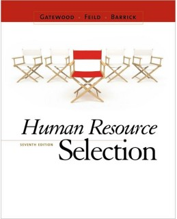 Test Bank (Complete Download) for  Human Resource Selection