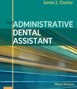 Test Bank (Complete Download) for  The Administrative Dental Assistant