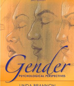 Test Bank (Complete Download) for  Gender Psychological Perspectives