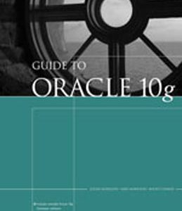 Test Bank (Complete Download) for  Guide to Oracle 10g