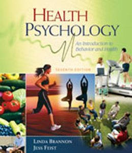 Test Bank (Complete Download) for  Health Psychology An Introduction to Behavior and Health