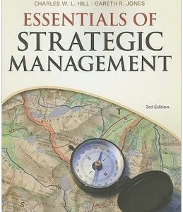 Test Bank (Complete Download) for  Essentials of Strategic Management