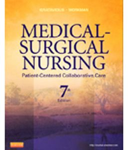 Test Bank (Complete Download) for  Medical Surgical Nursing Patient Centered Collaborative Care