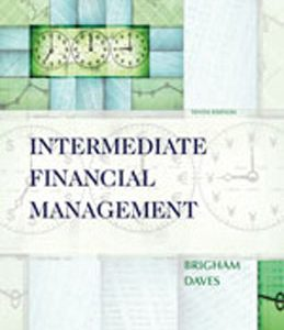 Test Bank (Complete Download) for  Intermediate Financial Management