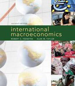 Test Bank (Complete Download) for  International Macroeconomics