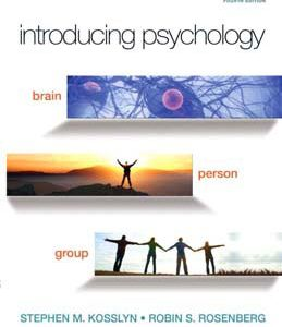 Test Bank (Complete Download) for  Introducing Psychology Brain Person Group