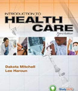 Test Bank (Complete Download) for  Introduction to Health Care