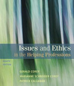 Test Bank (Complete Download) for  Issues and Ethics in the Helping Professions