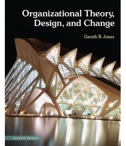 Test Bank (Complete Download) for  Organizational Theory