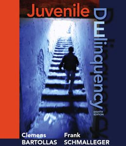 Test Bank (Complete Download) for  Juvenile Delinquency