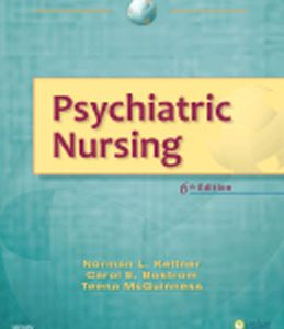 Test Bank (Complete Download) for  Psychiatric Nursing