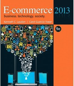 Test Bank (Complete Download) for  E-commerce 2013