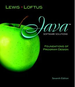 Test Bank (Complete Download) for  Java Software Solutions
