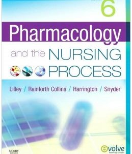 Test Bank (Complete Download) for  Pharmacology and the Nursing Process
