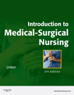 Test Bank (Complete Download) for  Introduction to Medical Surgical Nursing