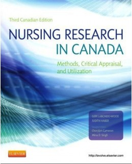 Test Bank (Complete Download) for  Nursing Research in Canada
