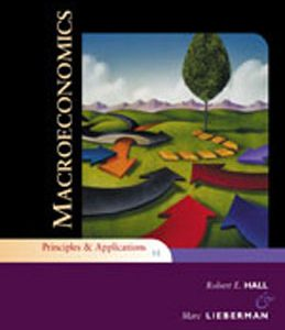 Test Bank (Complete Download) for  Macroeconomics Principles and Applications