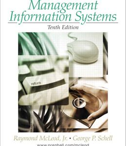 Test Bank (Complete Download) for  Management Information Systems