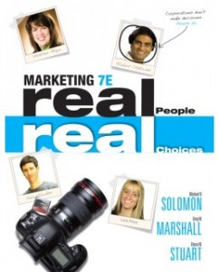 Test Bank (Complete Download) for  Marketing Real People Real Choices
