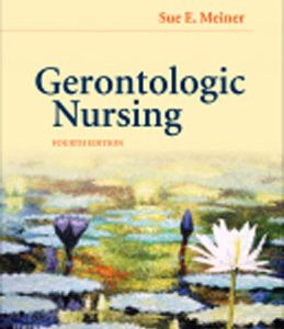 Test Bank (Complete Download) for  Gerontologic Nursing