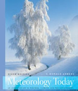 Test Bank (Complete Download) for  Meteorology Today