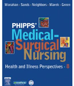 Test Bank (Complete Download) for  Phipps Medical Surgical Nursing Health and Illness Perspectives
