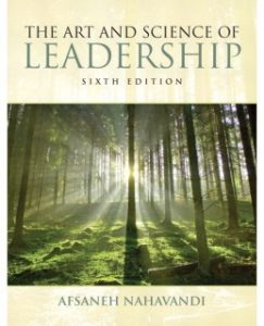 Test Bank (Complete Download) for  The Art and Science of Leadership