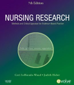 Test Bank (Complete Download) for  Nursing Research Methods and Critical Appraisal for Evidence Based Practice