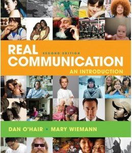 Test Bank (Complete Download) for  Real Communication: An Introduction
