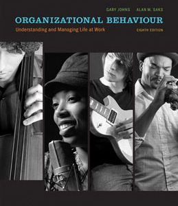 Test Bank (Complete Download) for  Organizational Behaviour Understanding and Managing Life at Work
