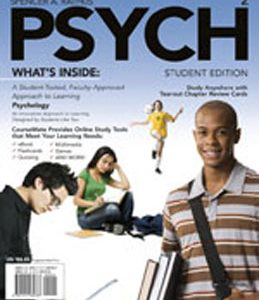 Test Bank (Complete Download) for  PSYCH