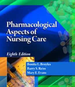 Test Bank (Complete Download) for  Pharmacological Aspects of Nursing Care