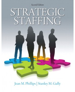 Test Bank (Complete Download) for  Strategic Staffing