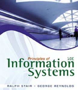 Test Bank (Complete Download) for  Principles of Information Systems