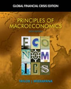 Test Bank (Complete Download) for  Principles of Macroeconomics Global Financial Crisis Edition