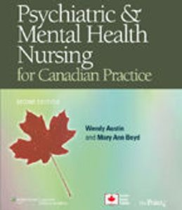 Test Bank (Complete Download) for  Psychiatric and Mental Health Nursing for Canadian Practice