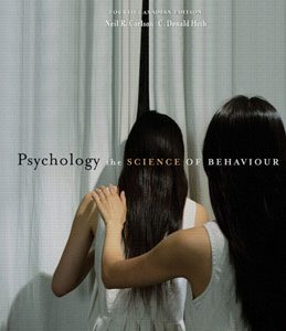 Test Bank (Complete Download) for  Psychology The Science of Behaviour