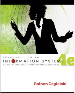 Test Bank (Complete Download) for  Introduction to Information Systems