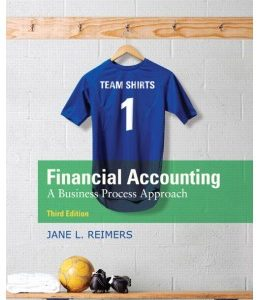 Test Bank (Complete Download) for  Financial Accounting: A Business Process Approach