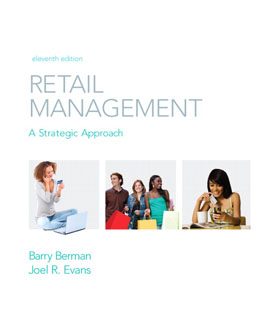 Test Bank (Complete Download) for  Retail Management A Strategic Approach