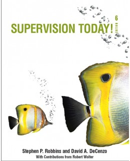 Test Bank (Complete Download) for  Supervision Today!