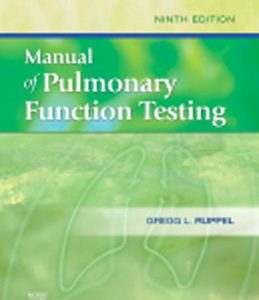Test Bank (Complete Download) for  Manual of Pulmonary Function Testing