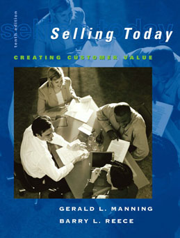 Test Bank (Complete Download) for  Selling Today Creating Customer Value