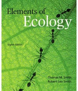 Test Bank (Complete Download) for  Elements of Ecology