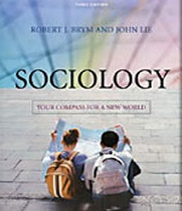 Test Bank (Complete Download) for  Sociology Your Compass for a New World